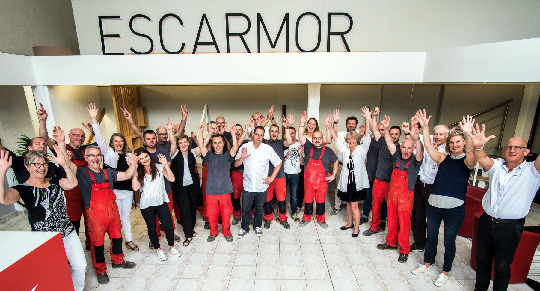 L'équipe Escarmor