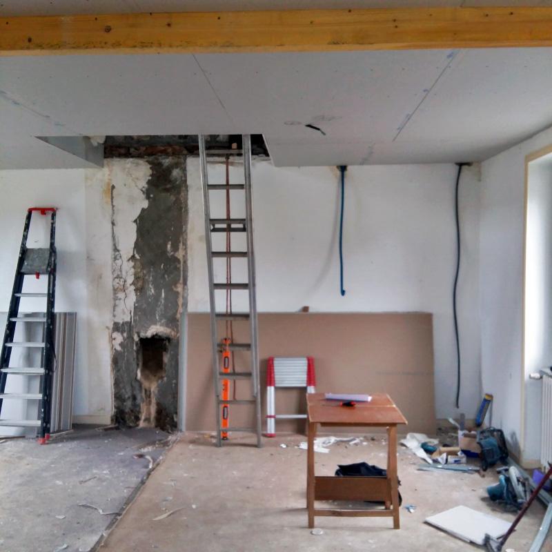 Chez Camille, avant rénovation